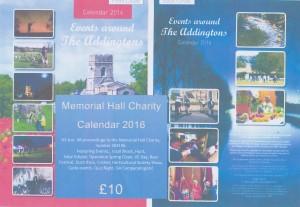 Memorial Hall calendar2