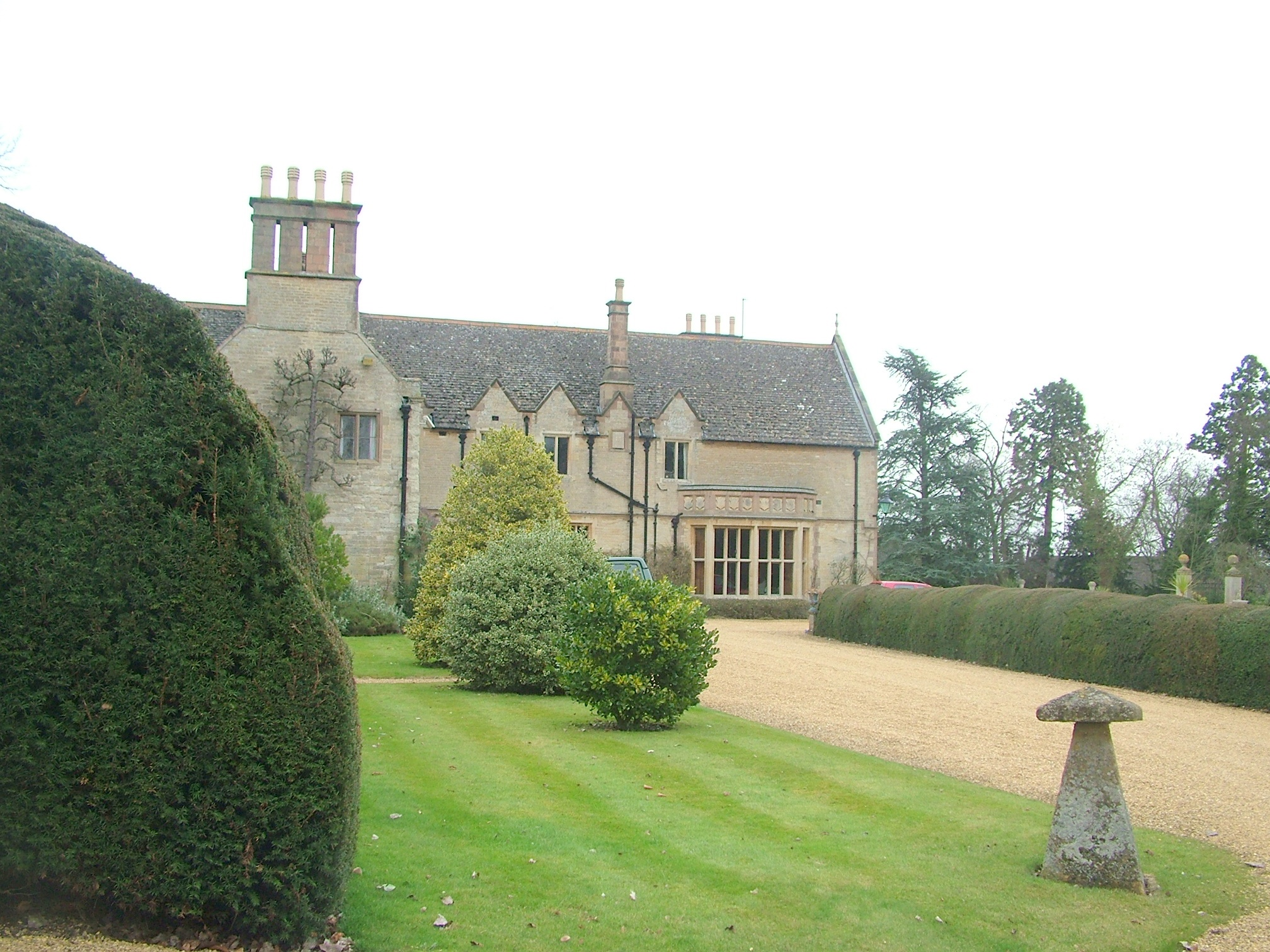 Manor House, Great Addington